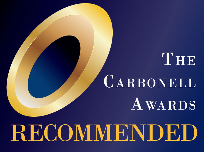 Carbonell Awards Recommended - Vertical