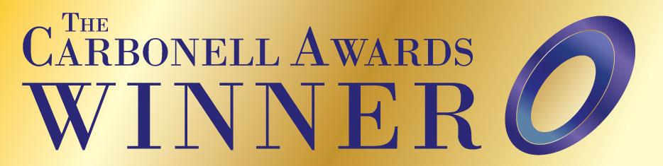 Carbonell Awards WINNER - Horizontal