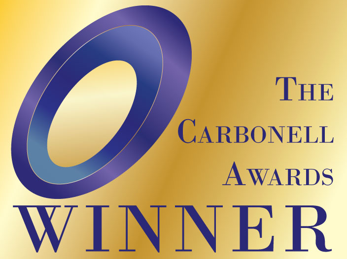 Carbonell Award Winner - Vertical